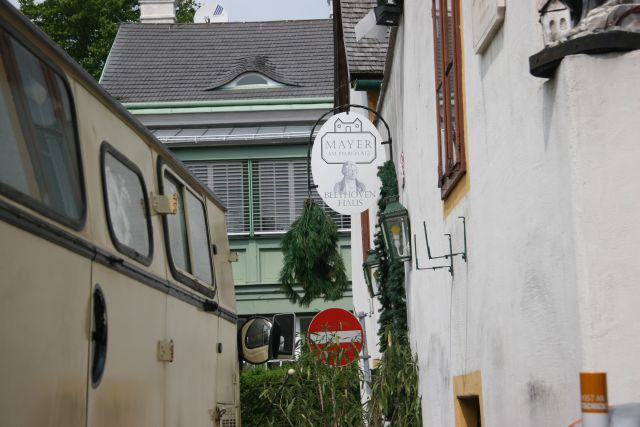 Weingut Mayer am Pfarrplatz in Wien